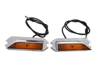 1970 Plymouth Roadrunner and GTX Hood-Mounted Turn Signal Indicator