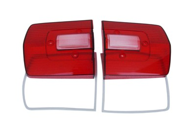1968 Plymouth GTX and Roadrunner Taillight Lenses