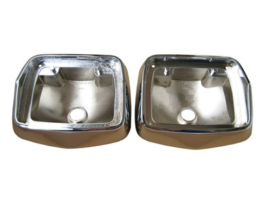 1965 Plymouth Belvedere and Satellite Taillight Bezels
