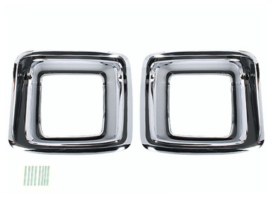 1969 Plymouth GTX Taillight Bezels