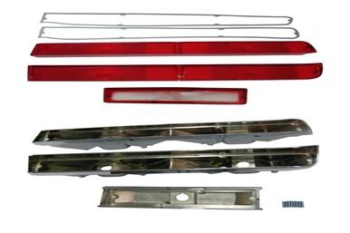 1970 AMC AMX and Javelin Taillight Assembly Kit