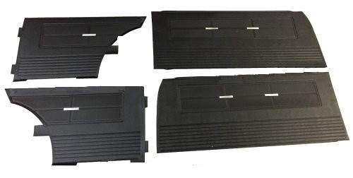1962-1963 Pontiac Lemans Front Doors & Rear Quarter Trim Panels