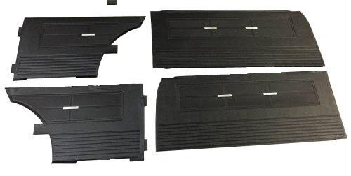 1964 Chevy II / Nova Front Doors & Rear Quarter Trim Panels