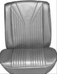 1965 Chevy Impala SS Front and Rear Seat Upholstery Covers