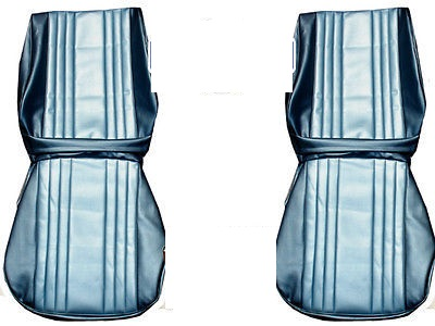 1965 Buick Skylark Front and Rear Seat Upholstery Covers
