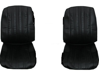 1966 Chevy Impala SS Front and Rear Seat Upholstery Covers