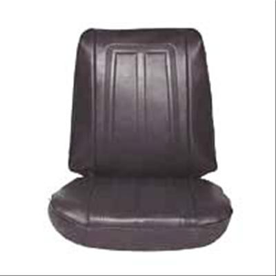 1966 Chevy Nova II SS Front and Rear Seat Upholstery Covers