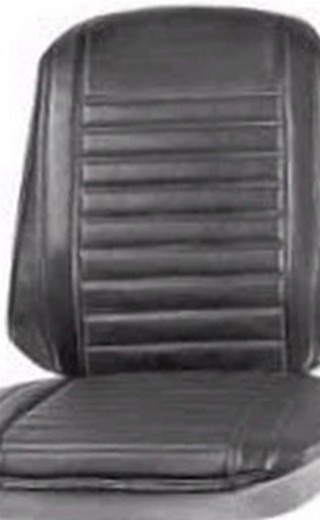 1967 Oldsmobile Cutlass Holiday Front and Rear Seat Upholstery Covers