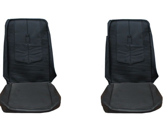 1967 Dodge Dart GT Front and Rear Seat Upholstery Covers