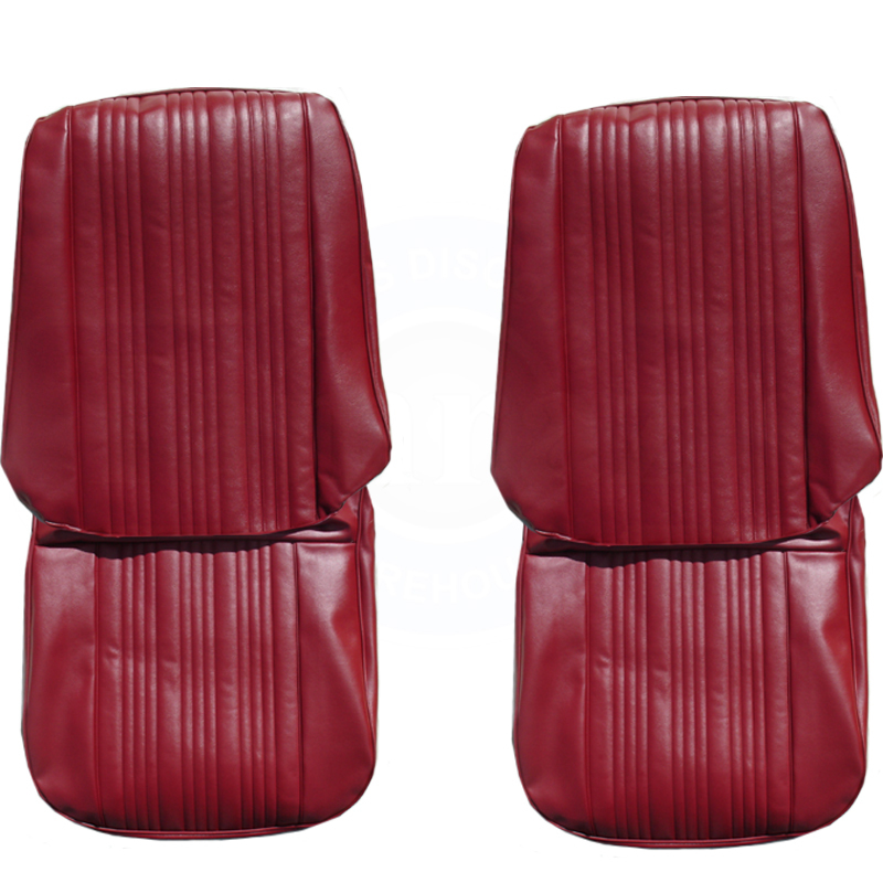 1967 Pontiac GTO/LeMans Front and Rear Seat Upholstery Covers