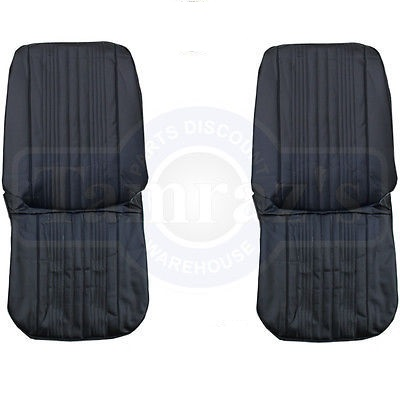 1967 Chevy Impala SS Front and Rear Seat Upholstery Covers