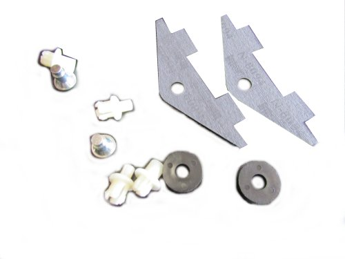1967-1972 A-Body Quarter Window Roller Kit