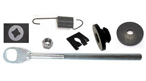 1967-1976 Dodge Plymouth A-Body Clutch Rod Service Kit Small Block