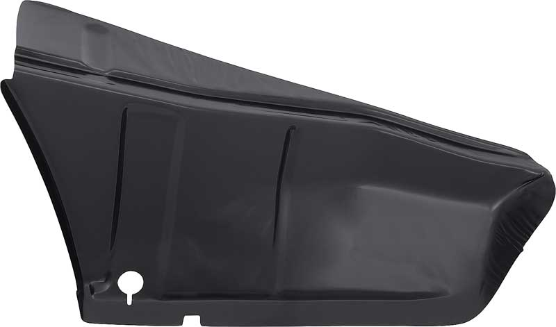 1967-68 Camaro / Firebird Right Hand (Passenger Side)Trunk Lower Side Panel Drop Down Extension