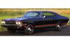 1968 Chevy Chevelle SS Stripe Kit