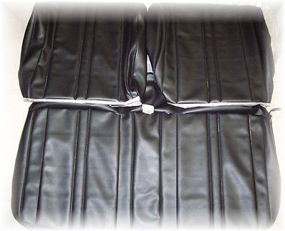 1968 Buick Skylark Standard Front and Rear Seat Upholstery Covers