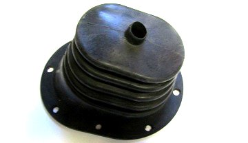 1968-1969 B-body 4-Speed Non-Console HURST Shifter Boot