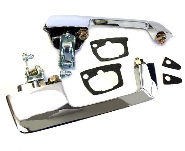 1969-1970 B-Body Mopar Exterior Chrome Door Handle Set