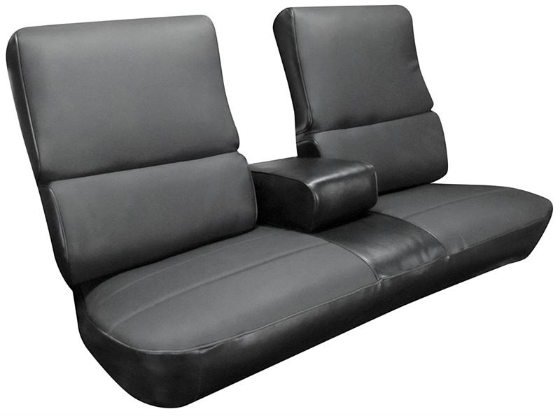 1970 Cadillac Deville Front and Rear Seat Upholstery Covers