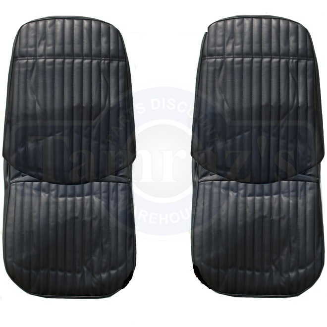 1970 Chevy Monte Carlo Front and Rear Seat Upholstery Covers