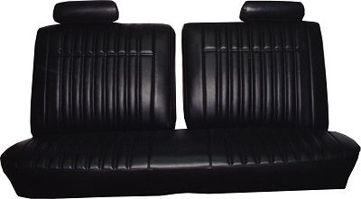 1970 Chevy Impala Pontiac Parisienne Front and Rear Seat Upholstery Covers