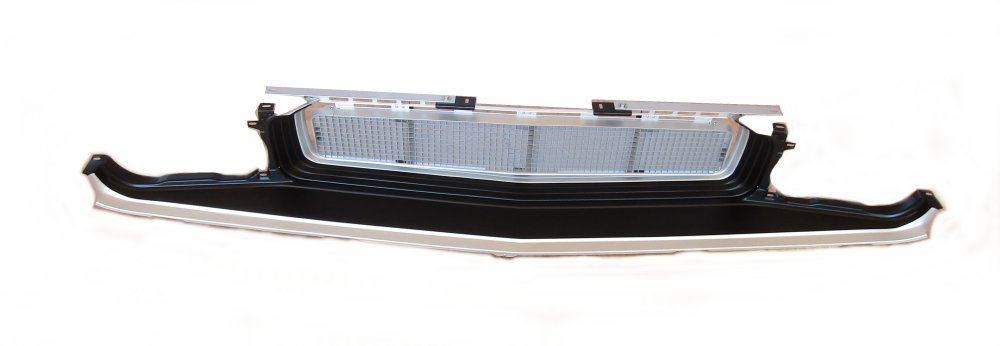1970 Dodge Challenger Painted Grille Assembly