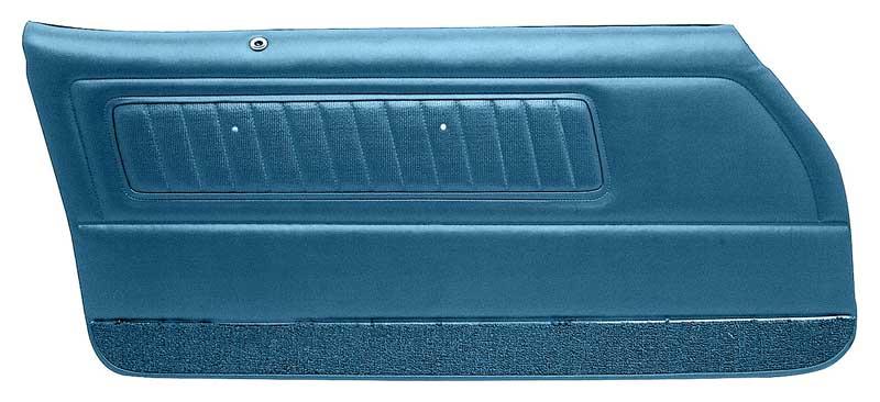 1970 Pontiac Firebird Front Door Panels