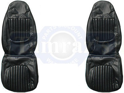1971 Dodge Challenger R/T Deluxe Front and Rear Seat Upholstery Covers