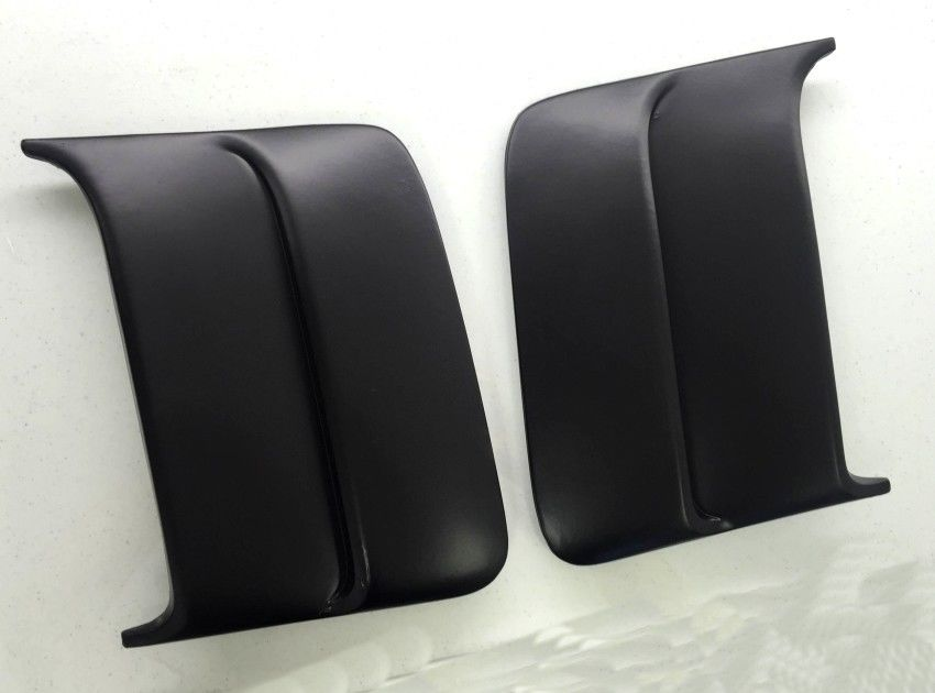 1971 Dodge Challenger R/T RT Side Quarter Panel Scoops Louvers