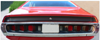 1972 Dodge Charger Rallye Trunk Deck Lid Stripes Kit