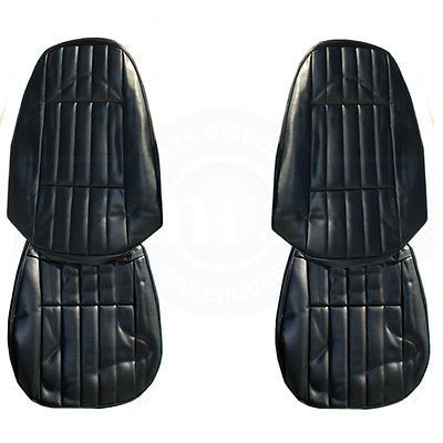 1971-1973 Chevy Camaro Front and Rear Seat Upholstery Covers