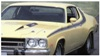 1974 Plymouth Road Runner Side & Solid Roof Stripe Kit - 1 Mirror