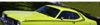 1975 Dodge Dart Sport Side & Roof Stripes Kit