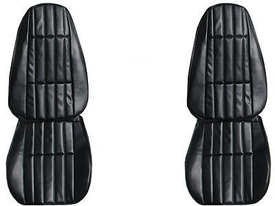 1976 Pontiac Firebird Front and Rear Seat Upholstery Covers