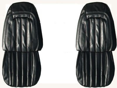 1977 Pontiac Firebird Deluxe Front and Rear Seat Upholstery Covers