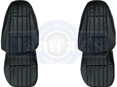 1977-1978 Pontiac Firebird Front and Rear Seat Upholstery Covers