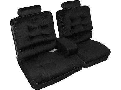 1981-1987 Buick Regal Limited Front and Rear Seat Upholstery Covers