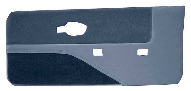 1984-1987 Pontiac Firebird Trans Am Front Door Panels
