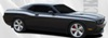 2009 2010 2011 2012 2013 2014 Dodge Challenger Classic Track Side Stripes Kit