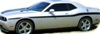 2009 2010 2011 2012 2013 2014 Dodge Challenger Mid Body Side Stripes