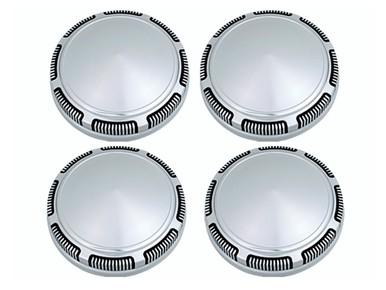 A,B,E-body Stainless Steel Dog Dish Hub Caps