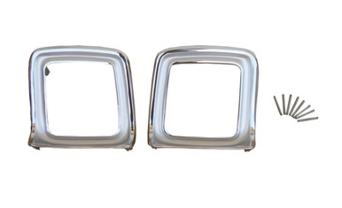 1969 Plymouth Roadrunner Taillight Bezels