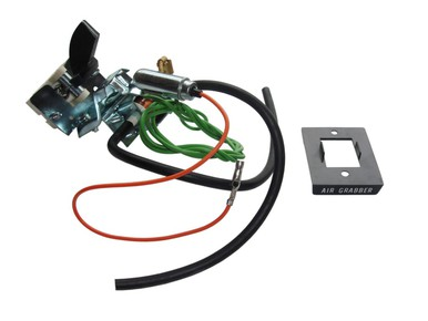 1971-72 Roadrunner GTX Charger Air Grabber Solenoid and Switch Kit