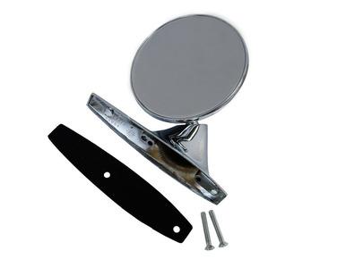 1971 E-body LH Non-Remote Manual Mirror