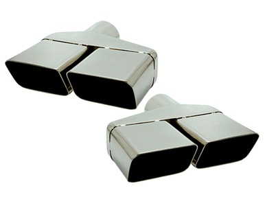 Dodge E-body Challenger 2.5 Inches Stainless Exhaust Tips