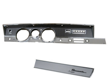 1967 A-Body Rallye Dash Bezel Kit (AC)