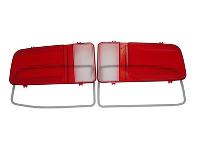 1971 Plymouth Cuda Taillight Lenses