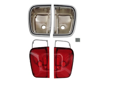 1967 Plymouth Barracuda Taillight Kit