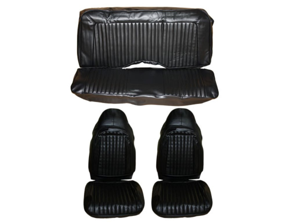 5503-BUK-100 1973-74 Cuda and Challenger Front Bucket Seat Cover