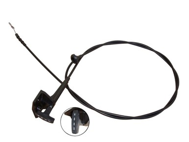 1970-74 E-body Hood Release Cable